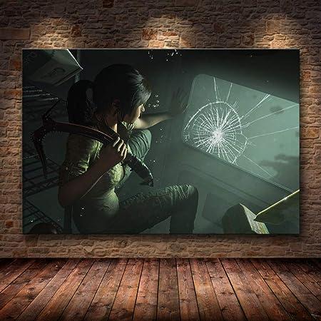 mmzki El póster Decoración Pintura en Lienzo HD Lienzo ...