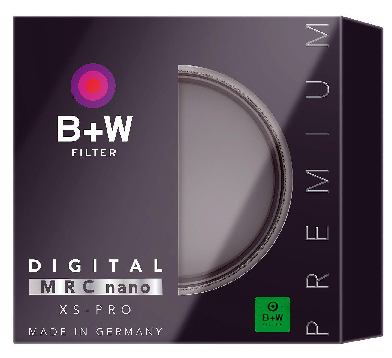B+W 62mm XS-Pro Kaesemann Circular Polarizer with Multi-Resistant Nano Coating