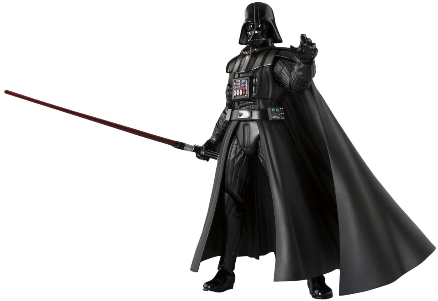 Sh Figuarts Star Wars Darth Vader About 155mm PVC Abs Painted Action Figure First Time With Benefits Figures
