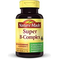 Amazon Best Sellers Best Vitamin B Complex Supplements