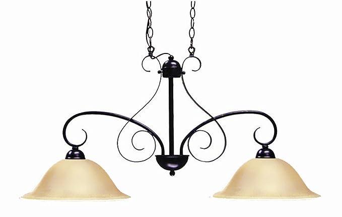 Amazon.com: Marquis 8622-oeb-132 Lámparas de araña de ...
