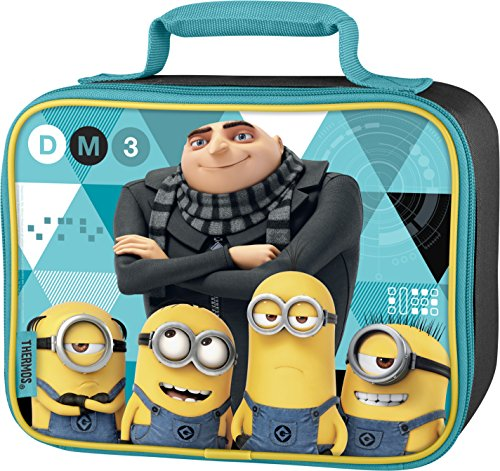 - Thermos Soft Lunch Kit, Despicable Me 3
