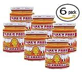 Inca's Food Aji Amarillo Paste 7.5 Oz - (6-pack)
