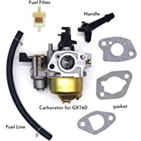 Faviye GX160 Carburador 16100-ZLO-W51 Kit de Carburador