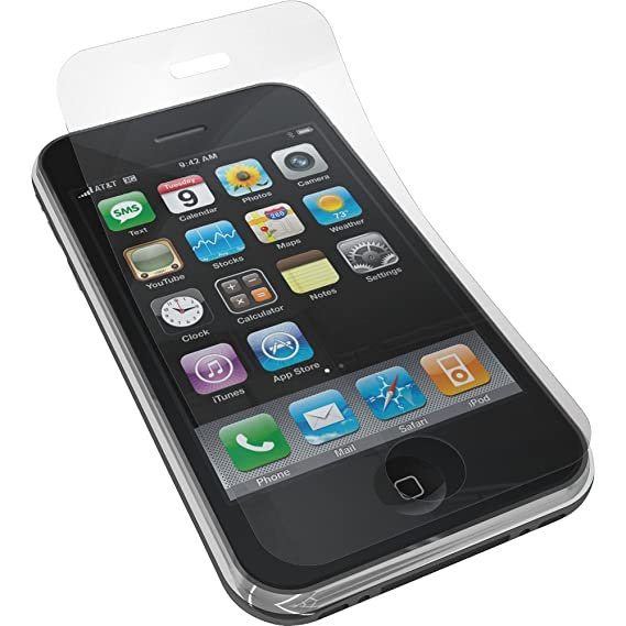XtremeMac Tuffshield Screen Protector for iPhone 3GS - Glossy