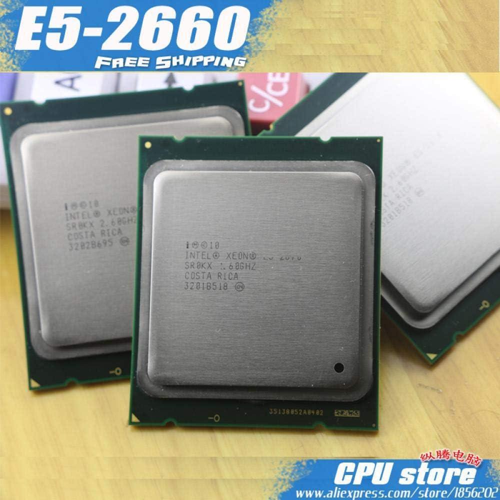 There are Intel Xeon Processor E5-2660 C2 20M Cache//2.2//GHz//8.00 GT//s 95W LGA 2011 E5 2660 Sell E5 2670 2650 CPU