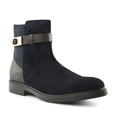 9ff82f634 Tommy Hilfiger Women s Boots  Amazon.co.uk  Shoes   Bags