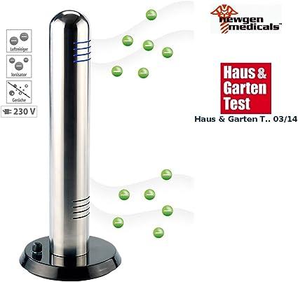 Newgen Medicals – Purificador de aire con ionizador de plasma ...