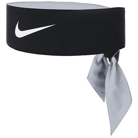 dbd92edb58a2 Amazon.com  Nike Tennis Headband (Black White)  Sports   Outdoors