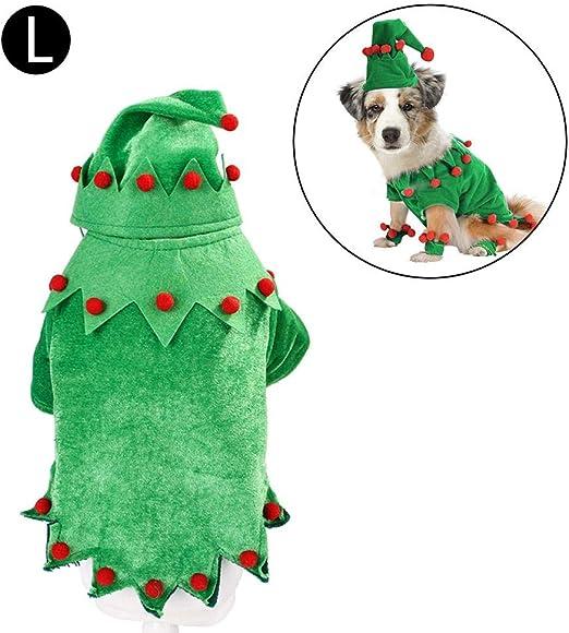 xiliary Ropa para perros, ropa para mascotas Perro Navidad ...
