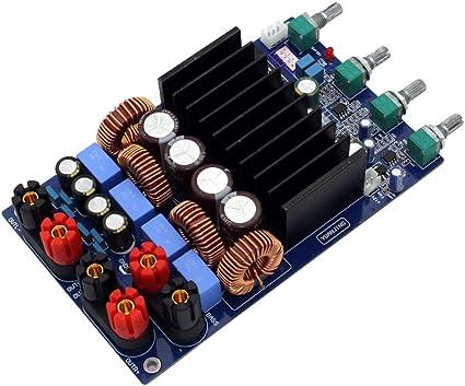 150W 150W 2.1 canaux Classe D Amplificateur Audio Module Board Amplifier Board TAS5630 Amplificateur num/érique 300W