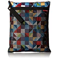 Skip Hop Grab & Go Wet/Dry Prism Bag, Multi