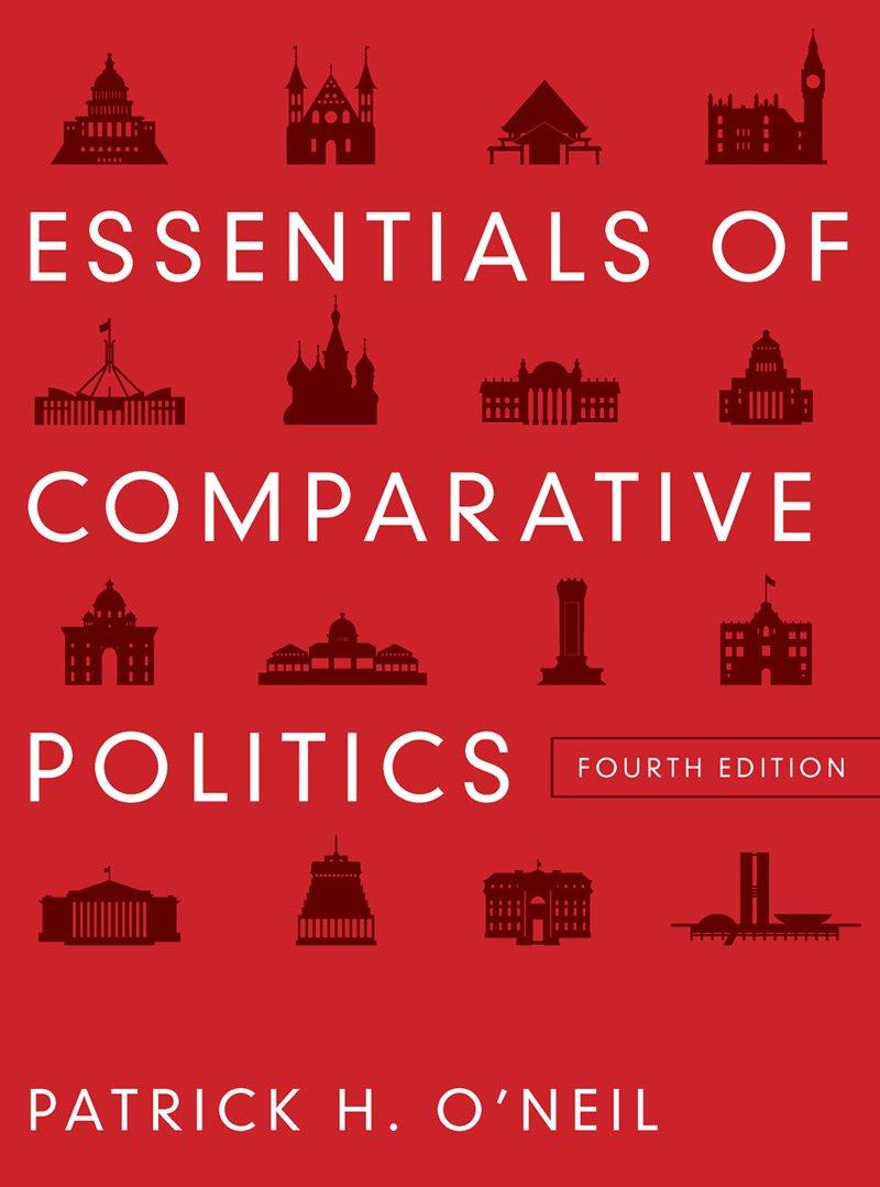 Summary: Comparative Politics chapters 1