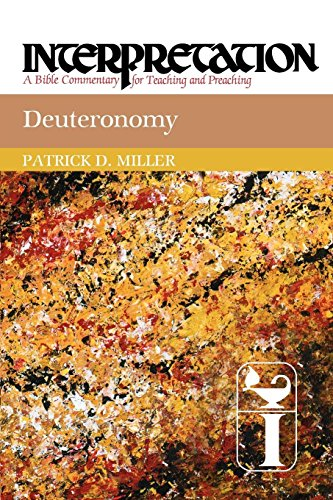 Deuteronomy: Interpretation: A Bible Commentary for Teaching and Preaching