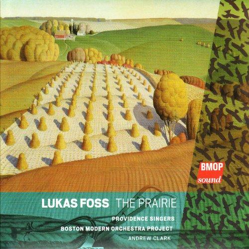 Lukas Foss Music By Lukas Foss