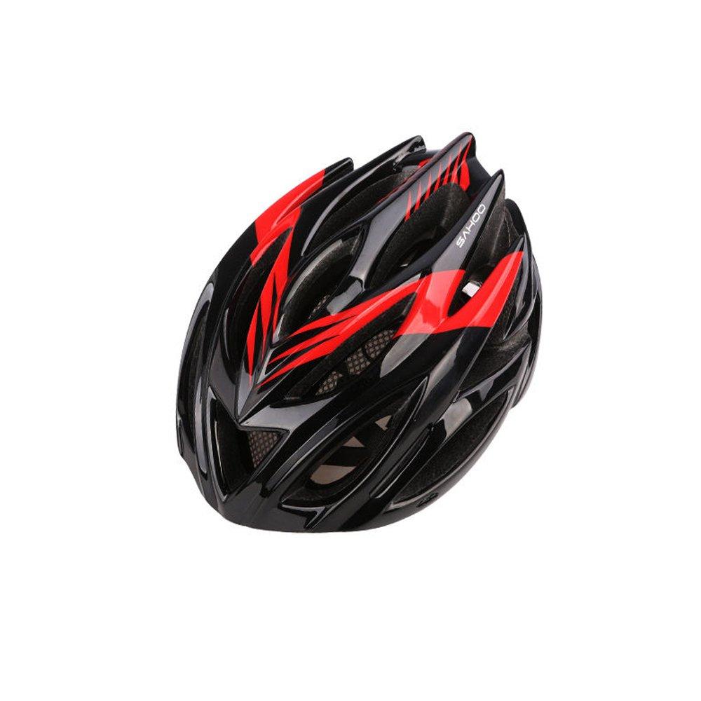 250g Ultra Leichtes Gewicht - Abnehmbarer Hut Fahrradhelm, verstellbarer Sport Radsport Helm Fahrrad Fahrradhelme für Road & Mountain Biking, Motorrad für Erwachsene Männer & Frauen, Jugend - Rennen