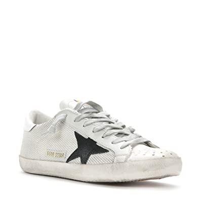 61135a119a6f Image Unavailable. Image not available for. Color  Golden Goose Deluxe  Brand Men s Superstar Sneakers ...