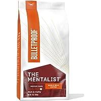 Bulletproof The Mentalist Whole Bean Coffee - Premium Gourmet Medium Dark Roast Organic Beans, Rainforest Alliance…