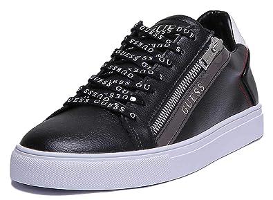 Guess Sneaker LUISS LO Uomo Mod. FM5LLO WHTRED
