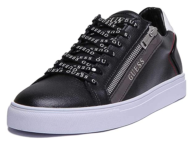 FM5LLOLEA12 Black Guess GUESS FOOTWEAR PRE Sneakers Uomo 44  Amazon.co.uk   Shoes   Bags 2812246d134