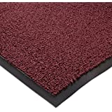 Notrax Stages Prelude Scrape Clean Mat - 3X5' - Burgundy