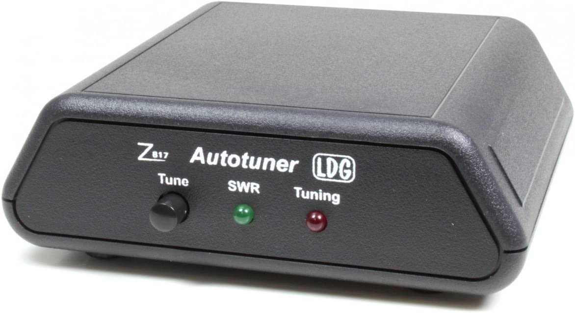 5-250 Watts SSB and CW 100 watts on 6M 75 watts with PSK or Digital Modes LDG Electronics AT-200PROII Automatic Antenna Tuner 1.8-54 MHz 2 Year Warranty