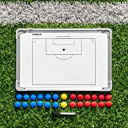 FORZA 18in x 12in Coaching Tactics Boards   13 Sport Options   Double-Sided Design