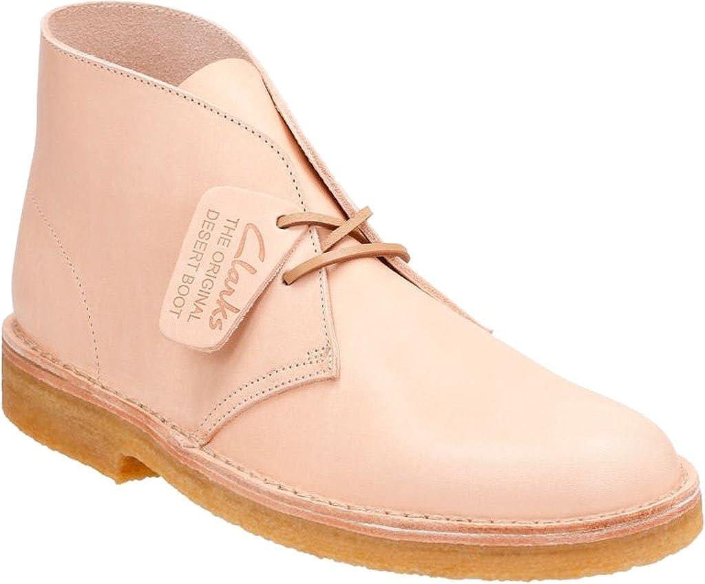 Natural Tan Clarks Originals Men's Desert Boot