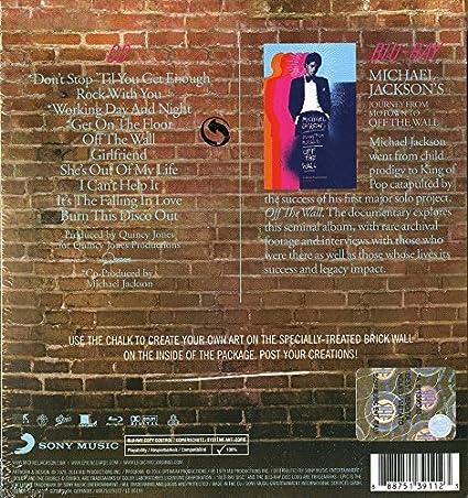 amazon off the wall cd blu michael jackson r b 音楽