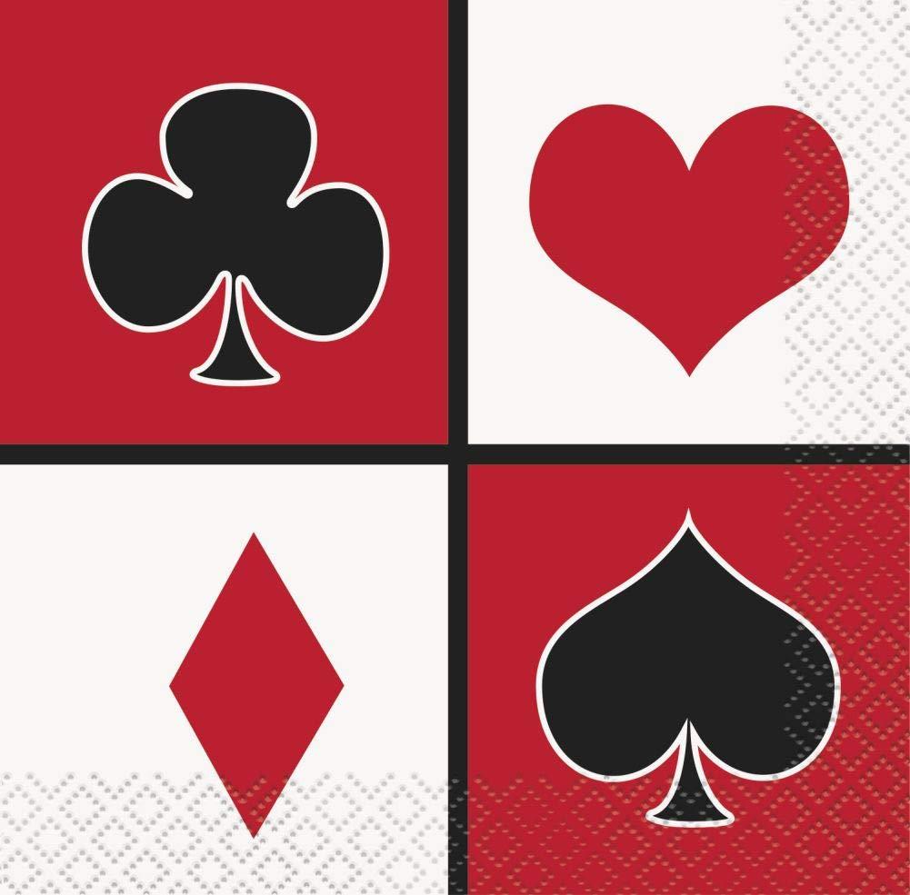 NANA s Party Envío rápido Casino Vajilla & Decoración ...