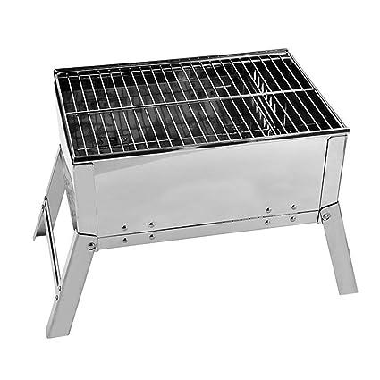 Amazon.com: Vfdsvbdv Camping Grill Portable Folding Grill ...