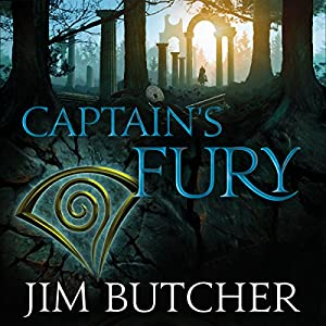 Captain's Fury Hörbuch