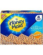 Honey Maid Graham Crackers in Fresh Stacks