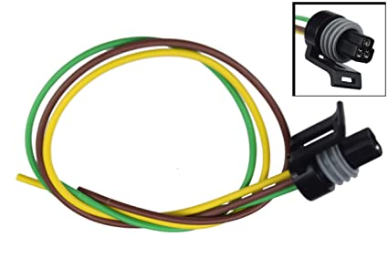 amazon com ls tps wire pigtail throttle position sensor connector ls tps wire pigtail throttle position sensor connector ls1 lsx plug 551333
