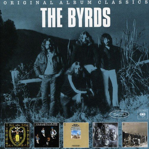 5cd Original Album Classics (Sweethe Art Of The Rodeo\Dr. Byrds & Mr. Hyd E\Ballad Of Easy Rider\Byrd