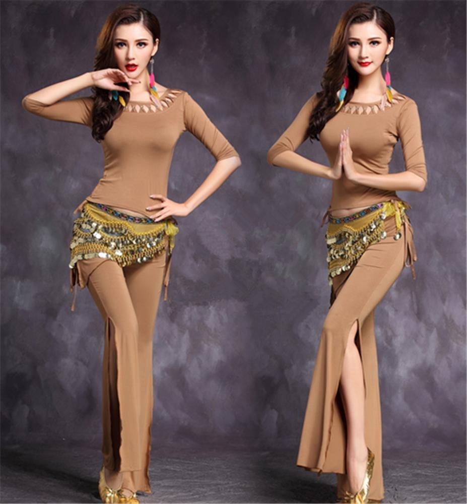 De Costumevêtements Vêtements Couleur Danse Belly Dance Pratiques hstQrd