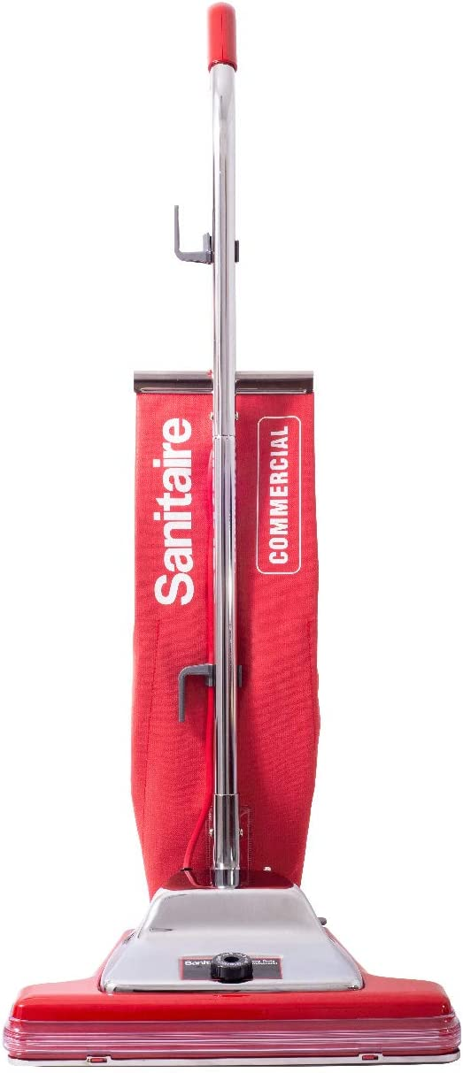 Sanitaire Tradition Wide Track Upright Commercial Vacuum, SC899G: Home & Kitchen