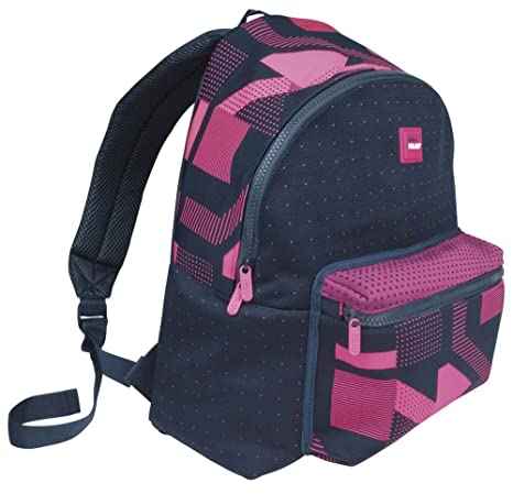 Mochila Milan Knit Pink Porta Ordenador