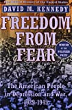 Freedom from Fear, David M. Kennedy, 0195144031