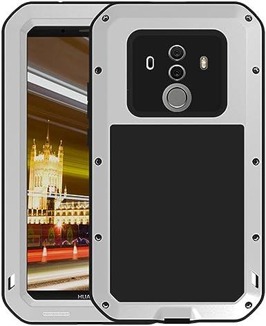 Funda para Huawei Mate 10 Pro, Mangix Love Mei a Prueba de Golpes ...
