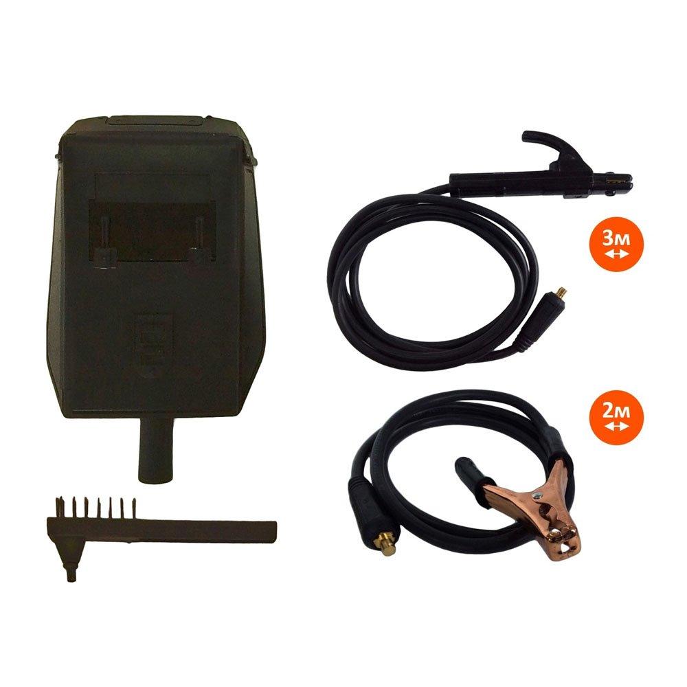 Daewoo Power Products DW250MMA Soldador: Amazon.es: Bricolaje y herramientas