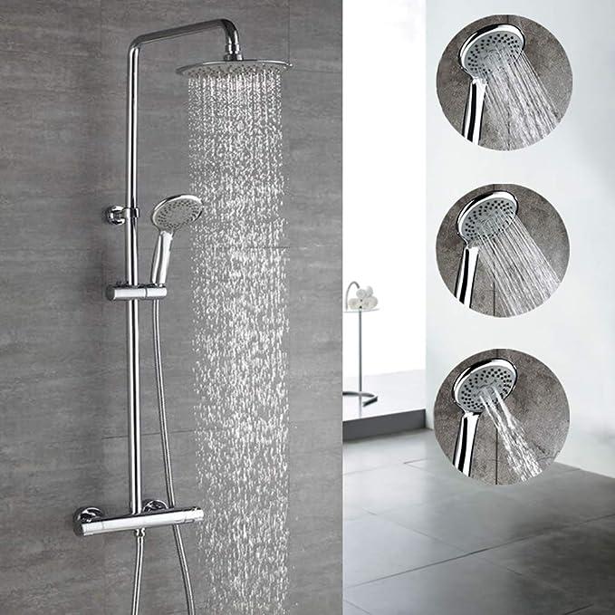 Duschstangen set