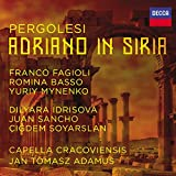 Pergolesi: Adriano in Siria [3 CD]