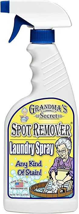 Grandma's Secret GS7001 Laundry Spray, 16-Ounce