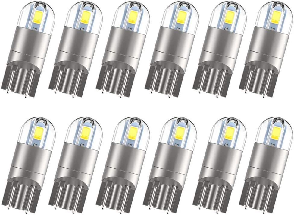 NEW UPGRADED] 194 LED Bulbs GZTC
