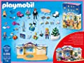 Playmobil Christmas Room with Illuminating Tree Advent Calen by Playmobil