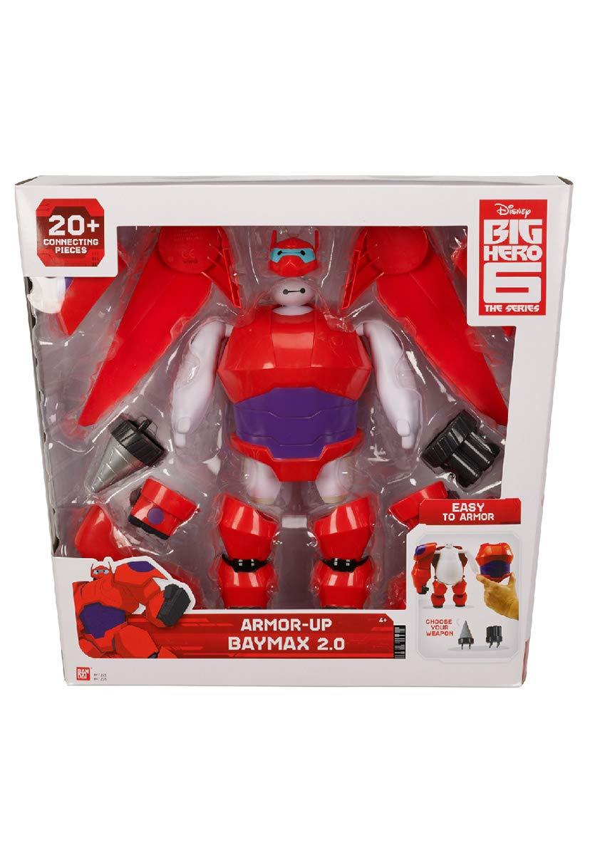 Big Hero 6 Armored Up Baymax ASST.