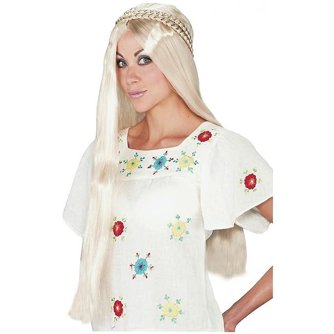Disfraces para todas las ocasiones FWH92009 Hippie Chica ...