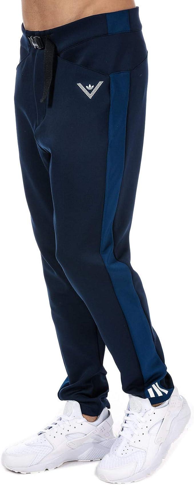 adidas Originals - Chándal - para Hombre Azul Azul XL: Amazon.es ...