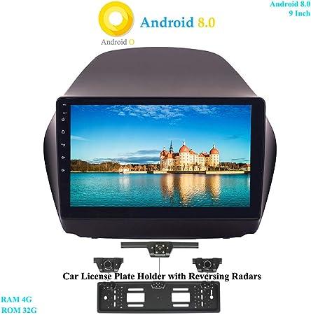 Xisedo 9 Zoll Android 8 0 Autoradio Car Radio In Dash Elektronik